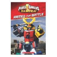 【预订】Power Rangers Samurai: Armed for Battle