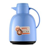 保温水壶玻璃胆保温瓶家用大容量热水瓶暖壶开水壶办公暖水瓶1.5L