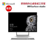 微软(Microsoft)Surface Studio 28英寸触控一体机 台式机电脑 i7 32G内存 2T存储 4G独显 官方标配