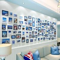 欧式照片墙相框墙相框挂墙创意组合客厅大墙面简约现代相片墙