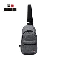 【到手价仅需39.00元】SIGG 时尚个性 运动休闲 内部多袋 大容量 中性多功能斜挎包