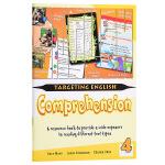 【中商原版】【新加坡英语教材】Targeting English Comprehension Book 4 目标英语阅