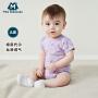 【99任选3件:33】迷你巴拉巴拉婴儿短袖三角衣夏新款男女宝宝连体衣包屁衣多款可选