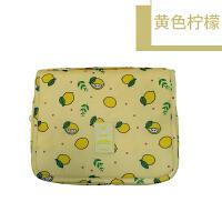 旅行化妆包大容量多功能旅游出差小号便携韩国简约洗漱用品收纳袋