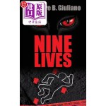 【中商海外直订】Nine Lives
