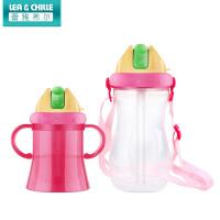 6-18个月喝水杯小学生 儿童水杯吸管杯幼儿园宝宝婴儿