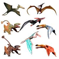 风神翼龙翼手龙 仿真塑胶恐龙世界模型玩具儿童男女孩礼物