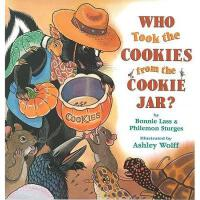 【预订】Who Took the Cookies from the Cookie Jar?