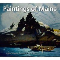 【预订】Paintings of Maine: A New Collection Selected by