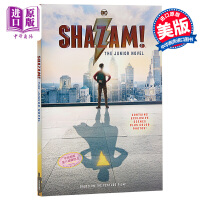 【中商原版】雷霆沙赞!少年小说 英文原版 Shazam!: The Junior Novel 影视小说 Calliop