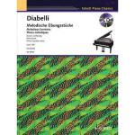 【预订】Melodious Exercises, Op. 149: With a CD of Piano