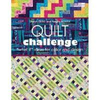 """【预订】Quilt Challenge: """"What If"""" Ideas for Color and"""