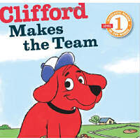Clifford Makes The Team (Level 1)
