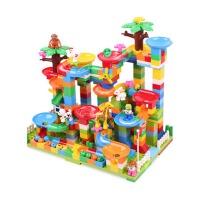 大颗粒积木玩具�犯叽罂帕F醋盎�道3-6周岁7-8-10男孩子女孩