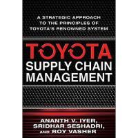 【预订】Toyota's Supply Chain Management: A Strategic