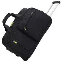 【爆款直降】卡拉羊拉杆包旅行包手提大容量男女行李包折叠20�嫉腔�旅行袋防水CX8430