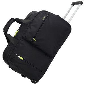 【每满100减50】卡拉羊拉杆包旅行包手提大容量男女行李包折叠20�嫉腔�旅行袋防水CX8430