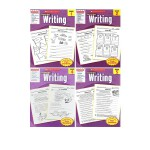 Scholastic Success with Writing 1 2 3 4 5本 学乐英语 写作练习册 英文原版 成功系列 小学生