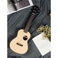 学生儿童小吉他乌克丽丽23寸电箱单板尤克里里初学者女男