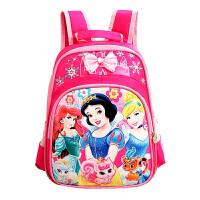 儿童书包幼儿园1-3-5岁冰雪奇缘女孩男女童宝宝双肩背包 SS