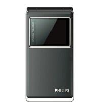 Philips/飞利浦 E350 翻盖手机老人机移动老年手机男款老年机