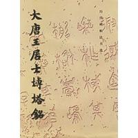 历代碑帖法书选:大唐王居士砖塔铭 《历代碑帖法书选》编辑组著 9787501008247