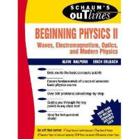 【预订】Schaums Outlines Beg. Physics II: Waves
