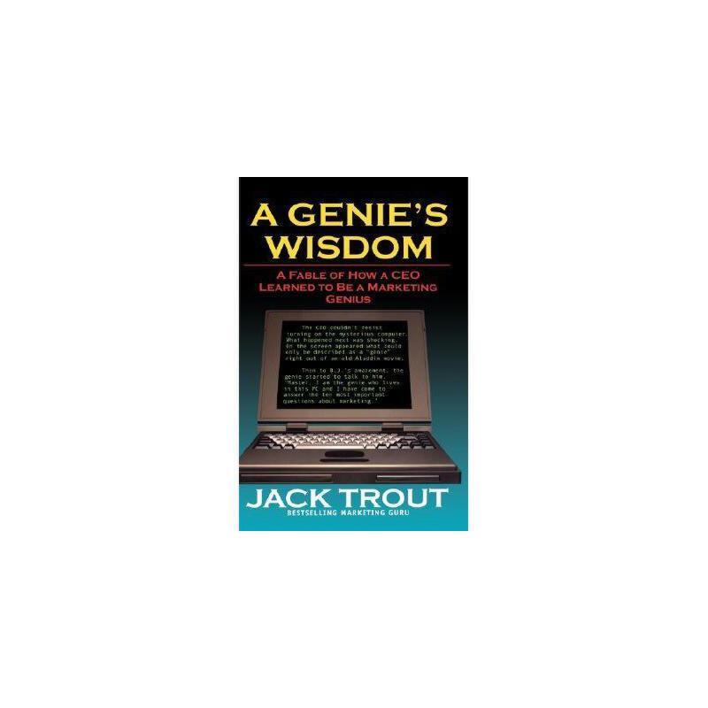 【预订】A Genie'S Wisdom: A Fable Of How A Ceo Learned To Be 美国库房发货,通常付款后3-5周到货!