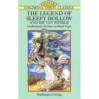 【预订】The Legend of Sleepy Hollow and Rip Van Winkle Y9780486