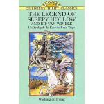 【预订】The Legend of Sleepy Hollow and Rip Van Winkle Y9780486