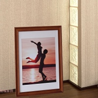 实木相框宽边欧式14 小24寸36寸挂墙创意相架拼图海报裱画框定制