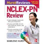 【预订】HURST REVIEWS: NCLEX PN REVIEW