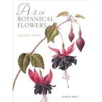 【预订】A-Z of Botanical Flowers in Watercolour
