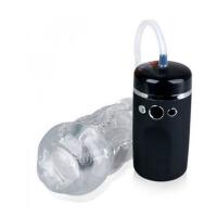 LG115C夹吸口交电动飞机杯男用自慰器成人情趣用品