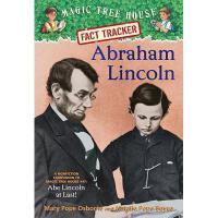 Magic Tree House Fact Tracker #25: Abraham Lincoln