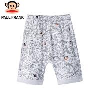 PMU1853026大嘴猴(paul frank)儿童莫代尔棉七分裤休闲短裤