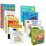【10册】Dear Zoo亲爱的动物园I am a bunny我是一只兔子英文原版绘本Brown Bear My Mu