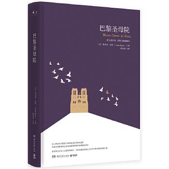 巴黎圣母院(2018版) 浪漫主义文学大师雨果的经典巨著,翻译家胡宗泰典藏全译本。