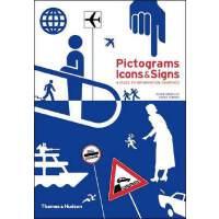 现货包邮 Pictograms Icons&Signs 介绍了超过2000多种的 象形图 图标和标志 图符及标识 平面导