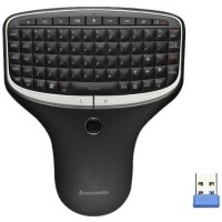 Lenovo 联想 N5902A 掌中宝迷你无线键鼠套装 支持HTPC客厅电脑