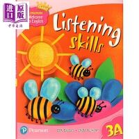 【中商原版】LWTE GOLD LISTENING SKILLS (W/CD) 3A听力练习册