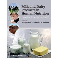 【预订】Milk and Dairy Products in Human Nutrition: