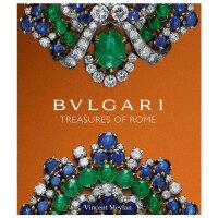 珠宝设计书籍 Bulgari: Treasures of Rome,宝格丽:罗马的财富 宝格丽历史 珠宝设计 首饰设计