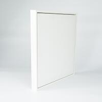 简约免装裱油画画框成品框外框含内框绷画布丙烯颜料绘画定制定做