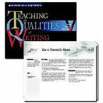 【预订】Teaching the Qualitites of Writing, Grades 3-6