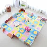 爬行垫加厚婴儿防潮垫儿童环保拼接家用游戏毯卧室榻榻米泡沫地垫