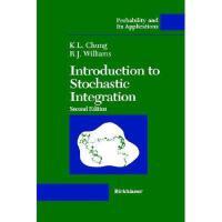 【预订】An Introduction to Stochastic Integration