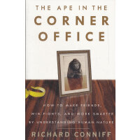 APE IN THE CORNER OFFICE, THE(ISBN=9781400052202) 英文原版