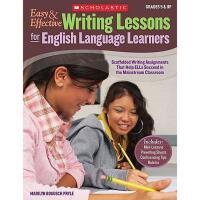 【预订】Easy & Effective Writing Lessons for English