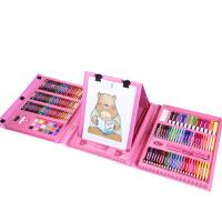 儿童画画工具美术绘画笔水彩笔学习用品套装小学生文具盒礼物女孩惊喜的文具礼物节日礼品圣诞礼物